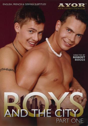 Boys And The City Part One - Adam Zarsky, Kevin Kraus, Tomas Adamec
