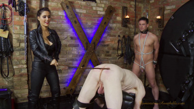 Dominatrix Annabelle Perfect Nice Sweet Full Magic Collection. Part 3.