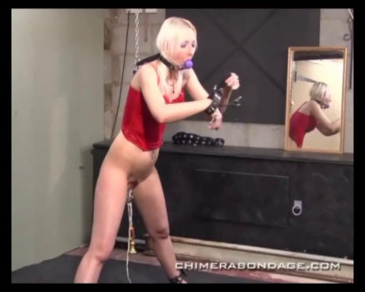 Gag and tied