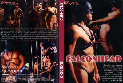 Falconhead - Fred Halsted, Adrian Lyon, Adrian Wade (1972)