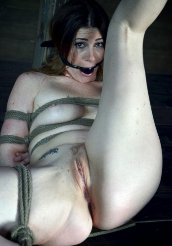 Sweet And Hot Candy In BDSM