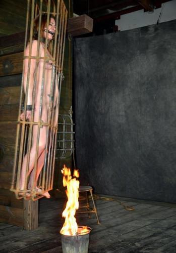 Burn , Cici Rhodes