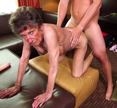Shirley - This 83 year old granny got FullHD 1080p