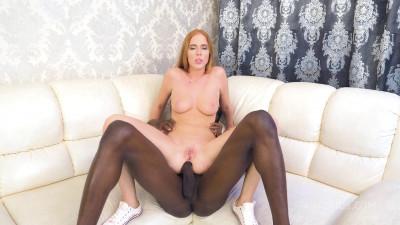 My First Bbc, Jessie Way, 0% pussy - Balls Deep Anal