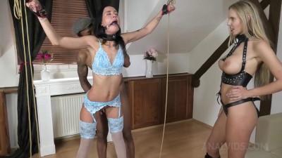 BDSM Slut Freya Dee ass fucked by Dylan Brown