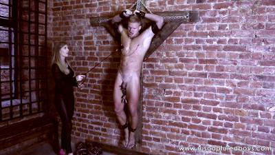 A New Mistress of Slave Vasiliy (tied, english, online, new, hard)