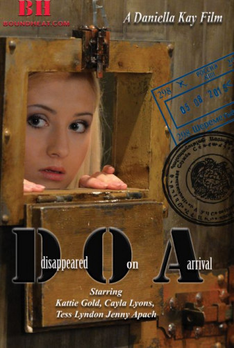 Disappeared On Arrival (2015)