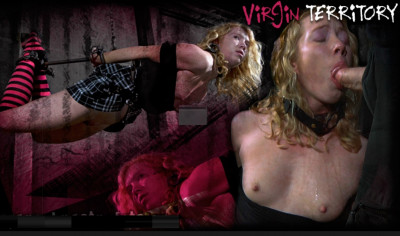 Virgin Territory - Nicki Blue, PD