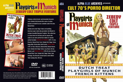 Description Zebedy Colt Playgirls Of Munich(1977)