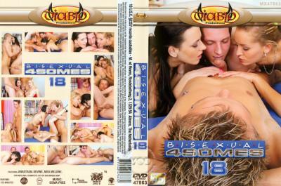 Bisexual 4Somes vol.18.