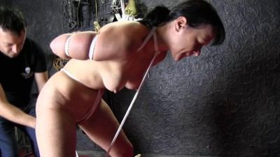 Chinese Bondage — Yvette Xtreme — HD 720p