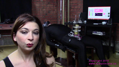 Brat Princess Ballbusting Chastity Facesitting Spitting Part One 25 Video (2015)