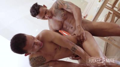 Carlos Leo and Cesar Paulin