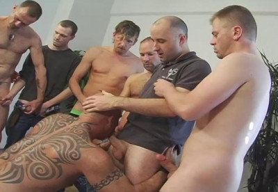 Amazing Cum Party