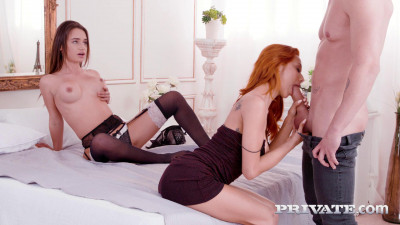 Lana Roy & Veronica Leal – Gorgeous & Young