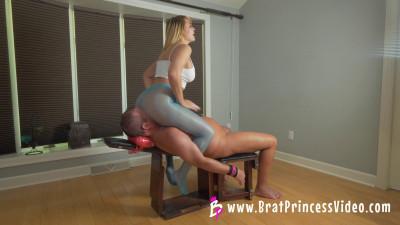 Natalya Vega - Face Sitting Bootcamp