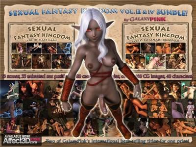 Sexual Fantasy Kingdom 3D