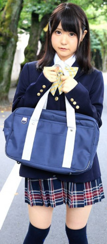 Momoki Nozomi - Shameful Uniform Angel HD