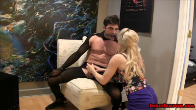 Description Kinky Compromise with Ashley Fires