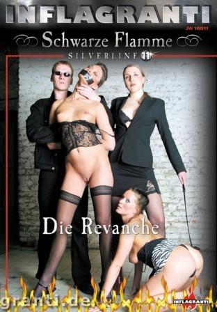 Schwarze Flamme - Silverline 11 - Die Revanche