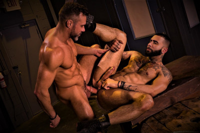 Beards, Bulges & Ballsacks!, Scene #3