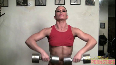 Female Muscle Cougars And Muscle Porn part 5