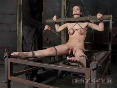 New Gold Sweet Beautifull Vip Gold Collection Of Infernal Restraints. Part 6.