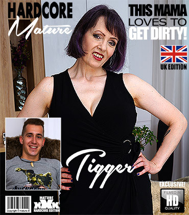 Tigger – British big breasted Tigger fucking and sucking 1080p