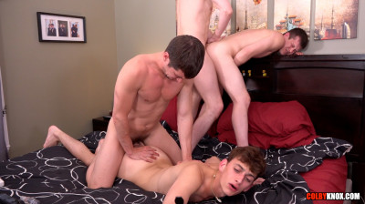 ColbyKnox - Jack Hunter and The Boys Part 2