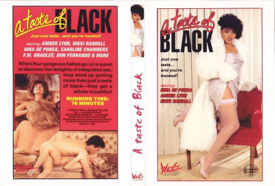 Description A Taste Of Black (1987) - Amber Lynn, Nikki Randall, Nina De Ponca