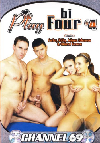 oral stud cumshot (Play Bi Four vol.4)!