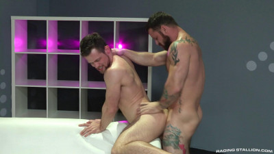 Shut Up and Fuck Me! Scene 1 Kurtis Wolfe, Sergeant Miles (2018)