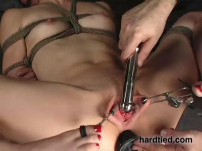 Hard Tied. Gold Full Clips. Part 6.