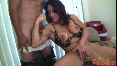 Female Bodybuilder Porn screen 2