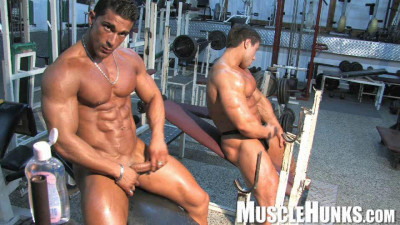 Muscle Hunks Collection part 2