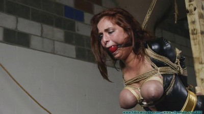 Superheroines Revenge Gone Awry - Table Tied and Tits Tied - BDSM,Humiliation,Torture HD 720p