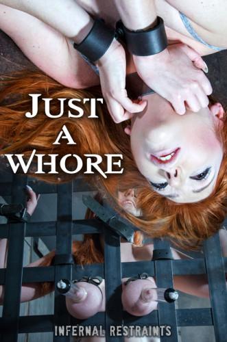 Lauren Phillips: Just a Whore