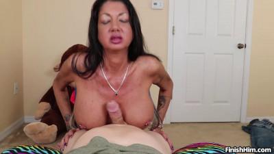 Nadia Night Fuck My Tits Not My