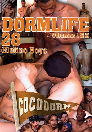 Description Bareback Dorm Life Vol. 1 and Vol. 2 - Jazz(m), Tito, Tyrese
