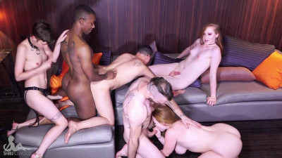 Pansexual Orgy
