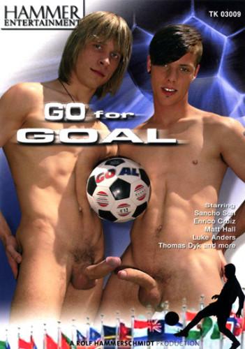 Go For Goal (Goal For Bareback) - Sancho Sun, Enrico Cruiz, Luke Anders