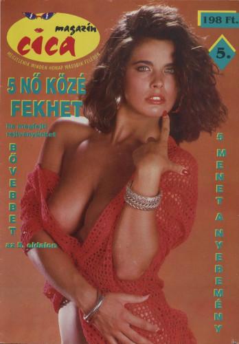 Description Cica magazin