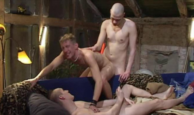 European guys in hot anal collection