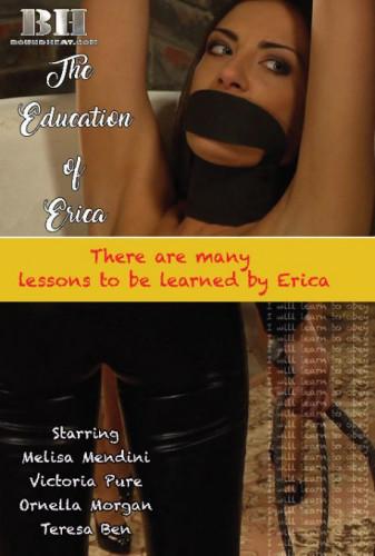 Description The Education of Erica