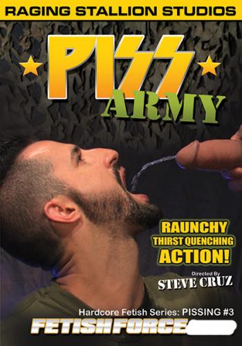 Piss Army Hardcore Fetish Series Pissing vol.#3