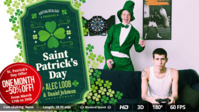Virtual Real Gay — Saint Patrick's day (Android/iPhone)