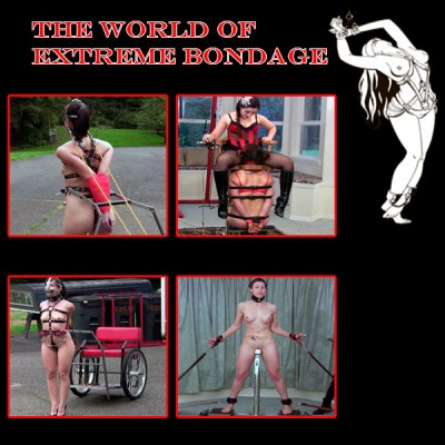 The world of extreme bondage 53