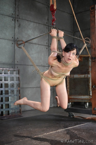 HT – Bondage Therapy, Part Two – Elise Graves – HD