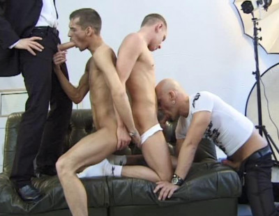 Dirty Gangbang With Young Hot Guys