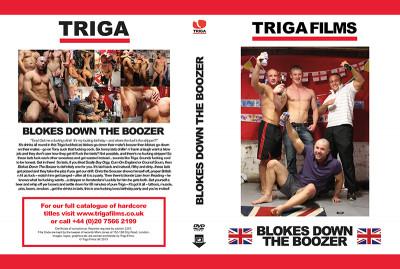Triga Blokes Down the Boozer